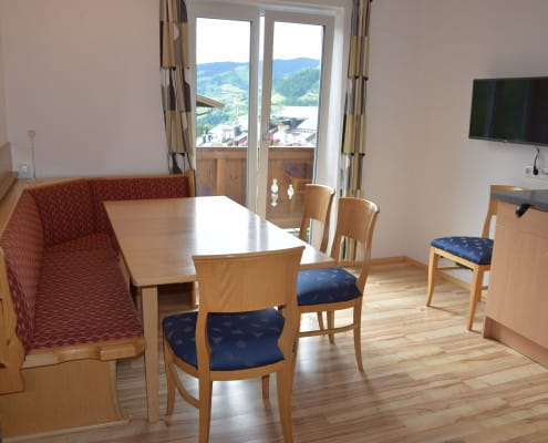 Vacation apartment self-catering Wagrain