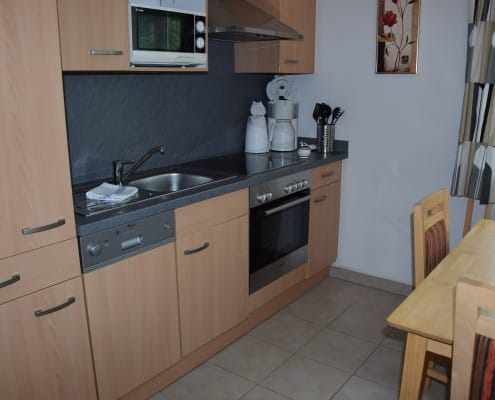 Kitchen Andre 6 Wagrain Alps