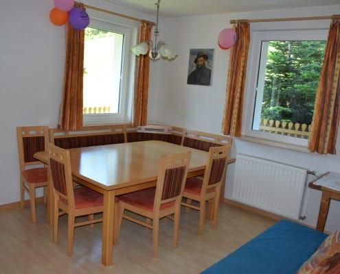 Appartement Oliver 4 kitchen in Wagrain